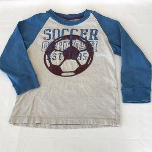 ⭐️3/$10⭐️ Boys Size 6 Long Sleeved Shirt